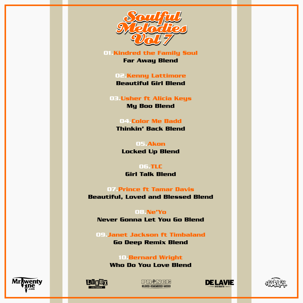 Soulful Melodies Volume 7 (2019)