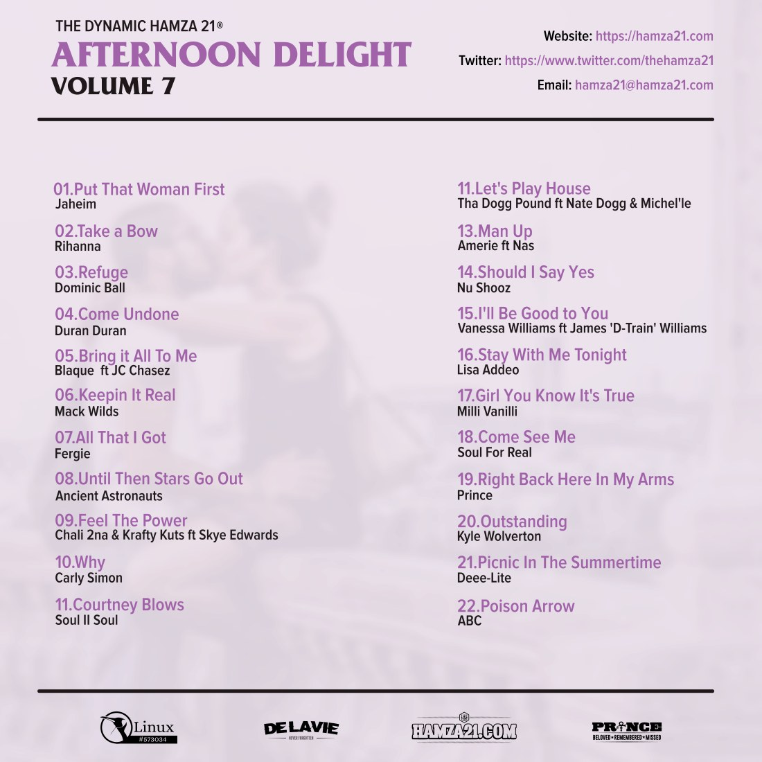 Afternoon Delight Volume 7 (2020)